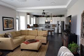 Decorating an Open Concept Floor Plan - Silverthorne Homebuilders