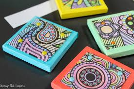 view in gallery crafty coloring pages canvas magnets