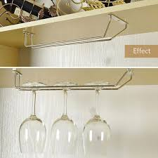 Metal wine glass rack Wine Enthusiast Stainless Steel Wine Rack Wine Holder 123 Row Wine Glass Holder Stemware Rack Cabinet Wall Storage Organizerin Wine Racks From Home Garden On Drinkstuff Stainless Steel Wine Rack Wine Holder 123 Row Wine Glass Holder