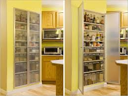 comtemporary tall kitchen pantry cabinet