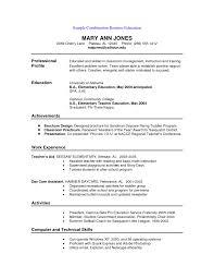 Functional Resume Example Format Help Functional Resume F ~ Peppapp