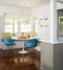 White Round Kitchen Table Whitewashed Round Kitchen Table Best Kitchen Ideas 2017