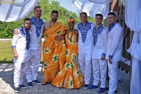 Pin By Claude Wayne On Afro Wedding Pinterest African Wear