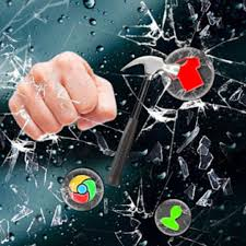 Themes Downloading Free Broken Glass Hd Theme Live Wallpaper For Android Download