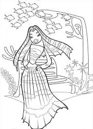 Small Picture tales coloring pages