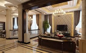 Model Living Room Design Realistic Living Room Design 028 3d Model Max Cgtradercom