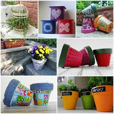 garden crafts. Lots Of Garden Crafts That You Can Make! Create Your Own Decorations With These