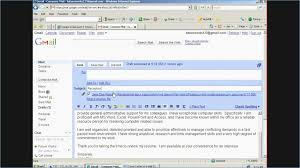Example Cover Letter For Resume Email Format For Sending Resume