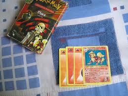 Resultado de imagen de juego de cartas intercambiables pokemon primera edicion