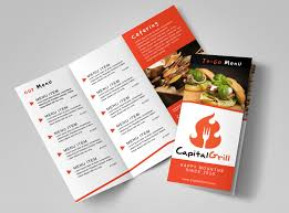 Restaurant To Go Menus Discounts Take Out Menu Printing Wholesale Discounts