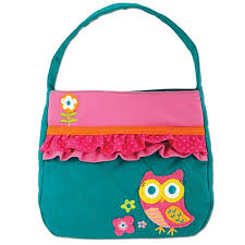 Cute Teal Owl Purse | Personalized Stephen Joseph Purse & Stephen Joseph Purses--OWL QUILTED PURSE Stephen Joseph Purses--OWL QUILTED  PURSE Adamdwight.com