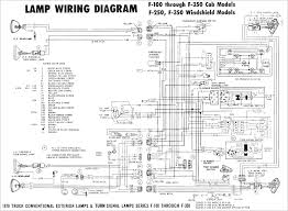 ford truck technical drawings and schematics section h wiring cool trailer light wiring diagram at Ford Truck Trailer Wiring Diagram