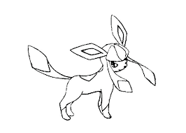 Eeveelutions Coloring Pages At Getdrawingscom Free For Personal
