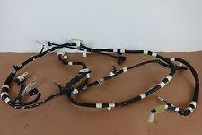 toyota wire harness in other parts 2010 2015 toyota prius trunk lid lift gate wire wiring harness c1p224