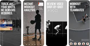 Basketball Tracker Ronsenbasketball Basketball Whats New Homecourt The Shot Tracker