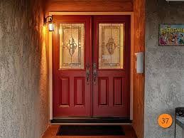 how to install glass insert for exterior door image collections