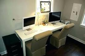Home office desks for two Custom Office Desk For Two Computers Two Person Home Office Desk Desk Home Office New Person Office Desk For Two Computers Home 716beaverinfo Office Desk For Two Computers Desks For Two Computers Office Desk