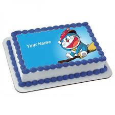 Online Doremon Kids Cake In Delhi