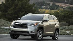 2015 Toyota Highlander SUV review with price, horsepower and photo ...