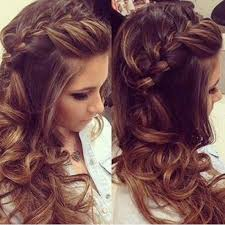 Hair Style Braid love the hairdo brunette braid fancy hairstyle hairstyles 6965 by wearticles.com