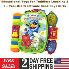 dels about educational toys for toddlers learning 2 3 year old electronic book boys s