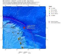 Terremoto Caraibi: forte scossa M 6.0 Antigua e Barbuda ...