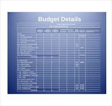 Church Budget Template Excel 15 Church Budget Templates Docs Excel Pdf Free