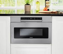 sharp 30 microwave drawer. Plain Drawer 1000W Sharp Stainless Steel Microwave Drawer Oven  30 Inch  SMD3070AS Under The Counter  And O