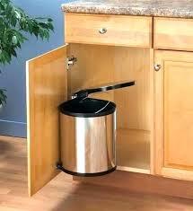 kitchen trash can cabinet kitchen trash can cabinet cabinet door trash can cabinets kitchen cabinet trash