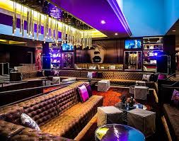 Design After Dark: Global Nightclubs   Hard Rock Hotel bar and lounge in  Palm Springs