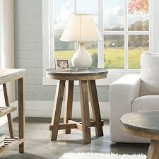 weatherford round side table riverside