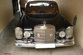 Vintage & Classic Mercedes Benz Cars in India - Page 11 - Team-BHP