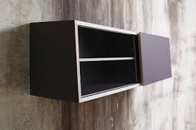 black bathroom wall cabinet 4