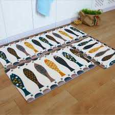 nice three piece kitchen rug set with rug runners for kitchen washable roselawnlutheran