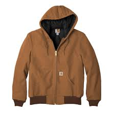 Carhartt Color Chart Carhartt Flannel Lined Active Jacket J140