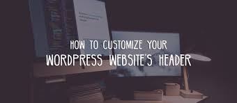 How To Customize Your Wordpress Websites Header With Beaver
