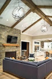 pendant lighting for sloped ceilings light for vaulted ceiling amazing best vaulted ceiling lighting ideas on