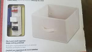 organizer upcitemdb upc 040071100957 image for household essentials set of 2 drawers for 6 shelf hanging closet