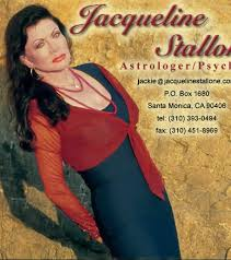Jacqueline Stallone Welcome To My World Of Astrology