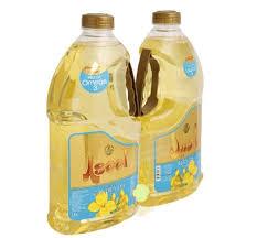 خرید و قیمت روغن مایع کانولا اصیل ۱.۸ لیتری تولید امارات متحده عربی