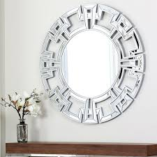 mirror. Unique Mirror Tata Openwork Round Wall Mirror And