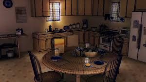 Kitchen Modeling Maya 3d Kitchen Model Depth Pass Example Youtube