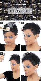 Spike Hair Style For Women 49 best black women short spike hairstyles images 4435 by wearticles.com