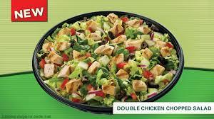 low carb subway salads