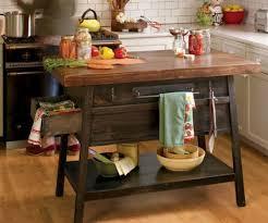 x cottage kitchen island