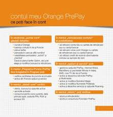 Dezactivare orange phone credit