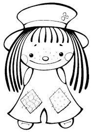 Cute Girl Coloring Pages To Print Cute Girl Coloring Page Cute Girl