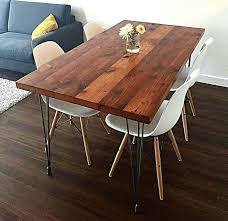 Hairpin dining table Magnolia Hairpin Dining Table Hairpin Dining Table Reclaimed Fir Dining Table Reclaimed Reclaimed Wood Furniture Hairpin Dining Table Hairpin Dining Table Hairpin Gaing Hairpin Dining Table Hairpin Dining Table Reclaimed Fir Dining Table