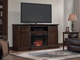 cabaret electric fireplace entertainment center in distressed oak 32mm90188 o117