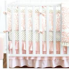 peach nursery bedding 9 piece crib bedding set peach nursery bedding uk